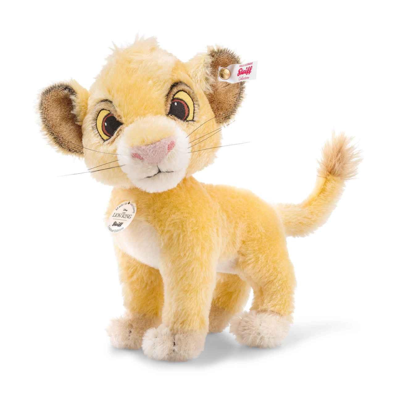 Steiff Disney Lion King Simba 355363