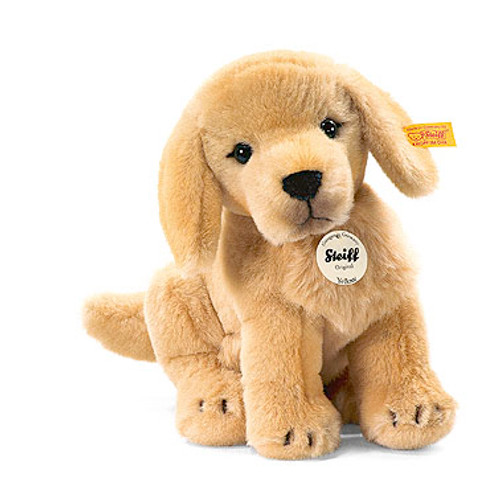 Steiff Yellow Golden Retriever Puppy