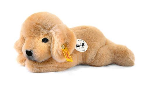 Steiff's Little Friend Golden Retriever Puppy Lumpi