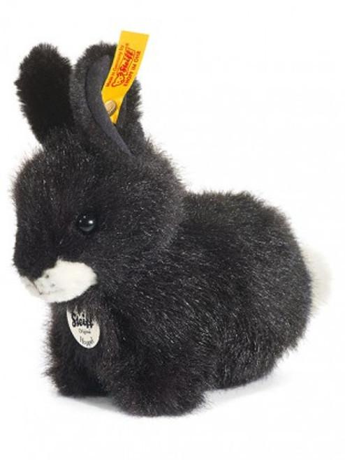 Steiff Hoppel Rabbit Black