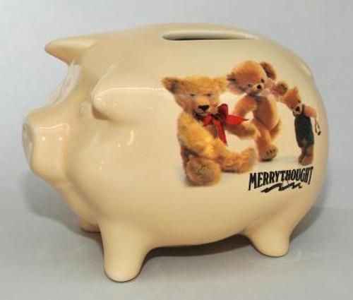 Merrythought Piggy Bank - Money Box