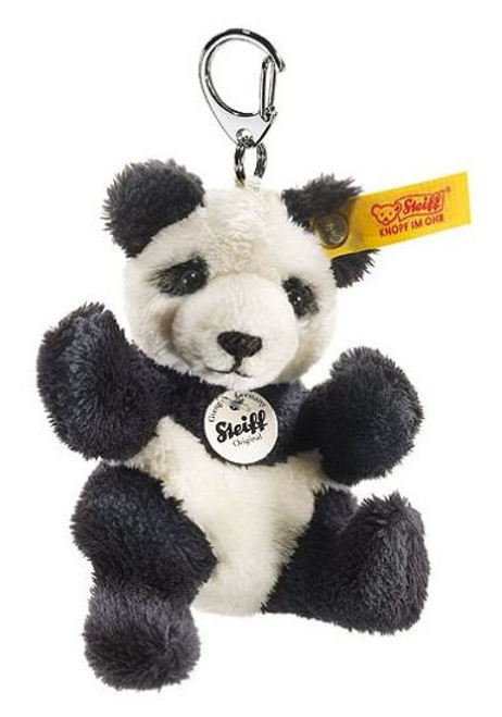 Steiff Panda Keyring