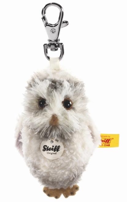 Steiff Owl Keyring