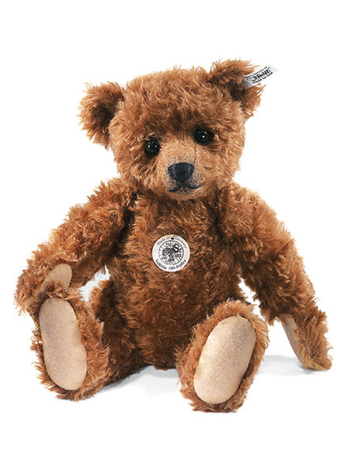 Steiff Teddy Bear Replica 1906