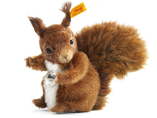 Steiff Possy Squirrel