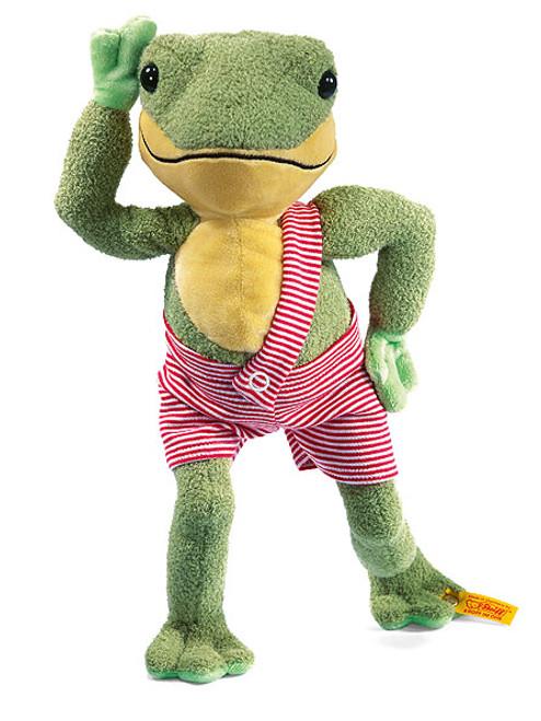 Steiff Hippi Frog