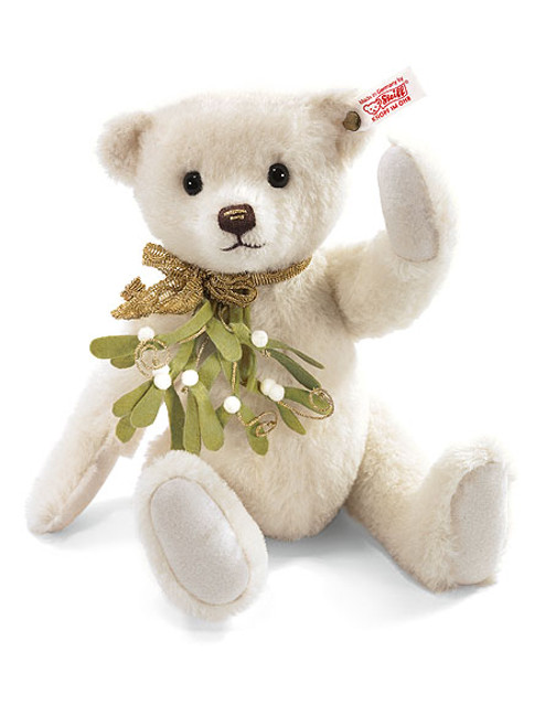 Steiff Mistletoe Teddy Bear