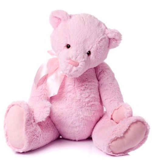 My First Charlie Bear Small Pink