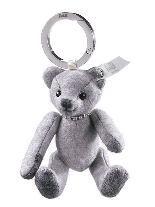 Steiff Selection Felt Teddy Bear Keyring