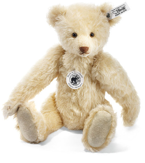 Steiff Blonde Teddy Bear Replica 1934