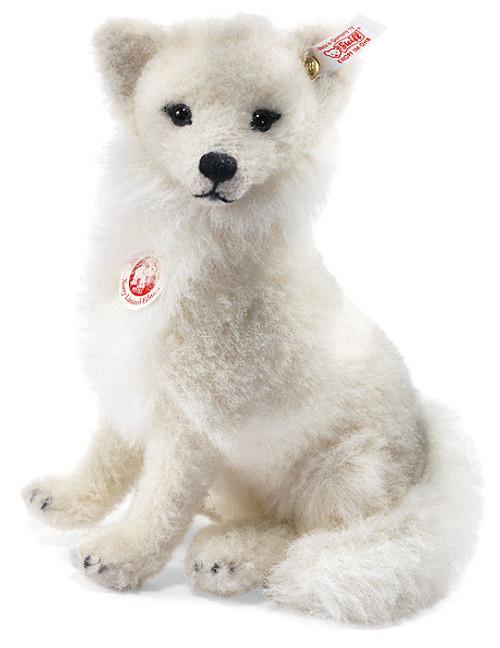 Steiff Xorry Snow Fox