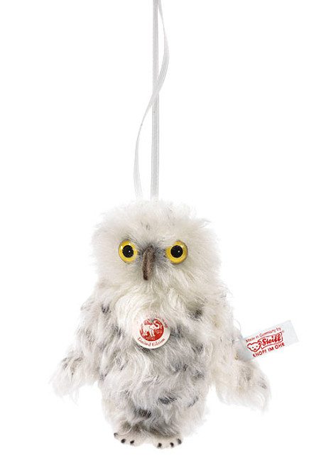 Steiff Owl Ornament