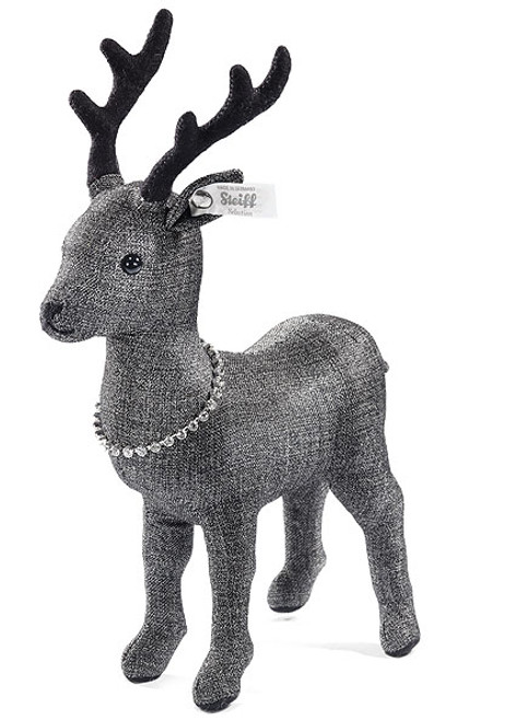 Steiff Selection Stag Graphite Enchanted Forest