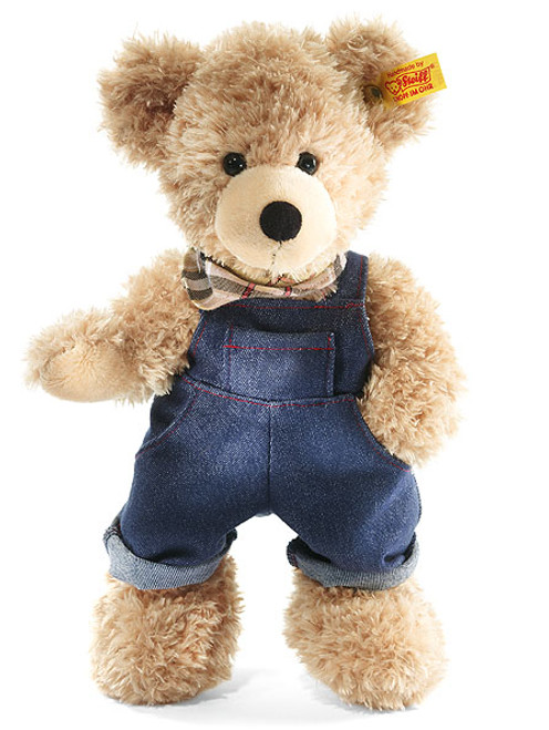 Steiff Fynn Teddy Bear Flap Trousers
