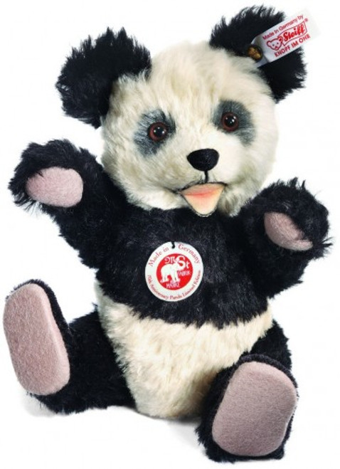 Steiff 75th Anniversary Panda - Available to Pre-Order