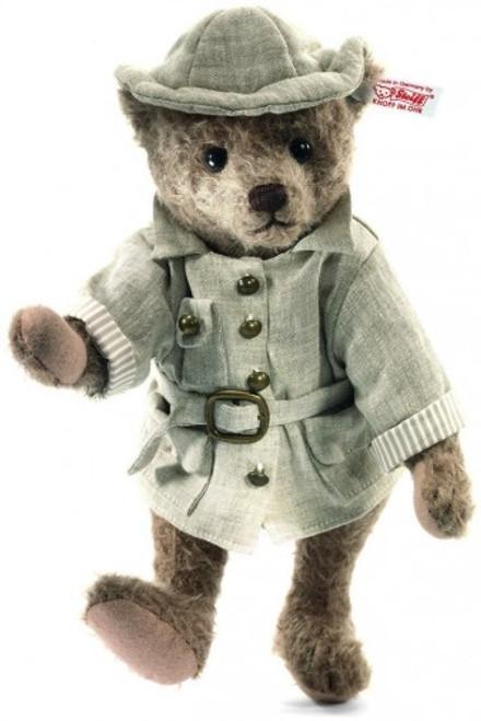 Steiff Livingstone Teddy Bear - Available to Pre-Order