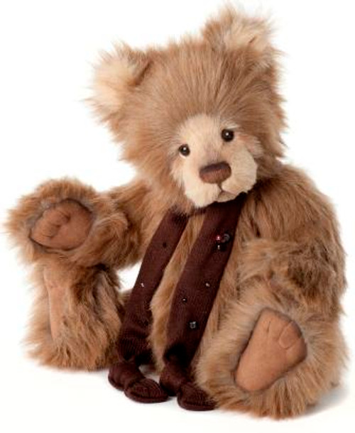 Charlie Bears Beamer - Available to Pre-Order