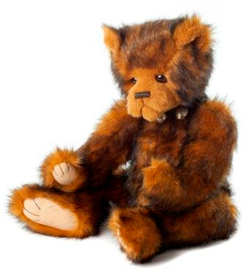 Charlie Bears Edwin - Available to Pre-Order