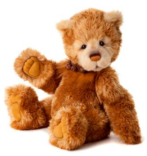 Charlie Bears Lionheart - Available to Pre-Order