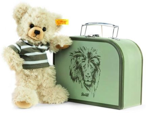 Steiff Lenni Teddy bear in Suitcase