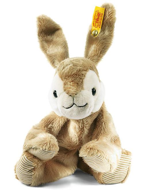 Steiff Lying Hoppel Rabbit 22cm