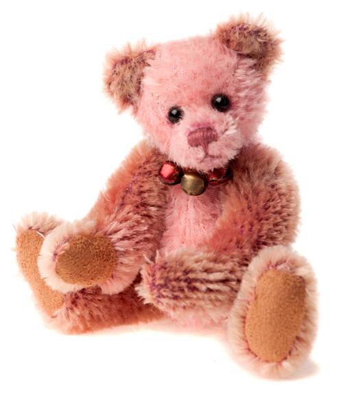 Charlie Bears Mini Mohair Keyring Sandal