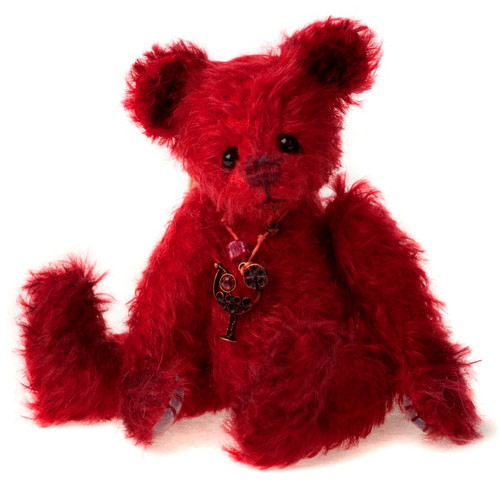Charlie Bears Cocktail Collection Cherry