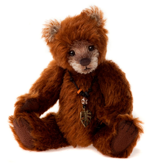 Charlie Bears Wildlife Collection Diddly Doo