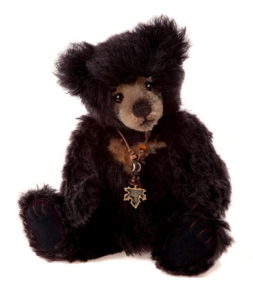 Charlie Bears Wildlife Collection Moonbeam