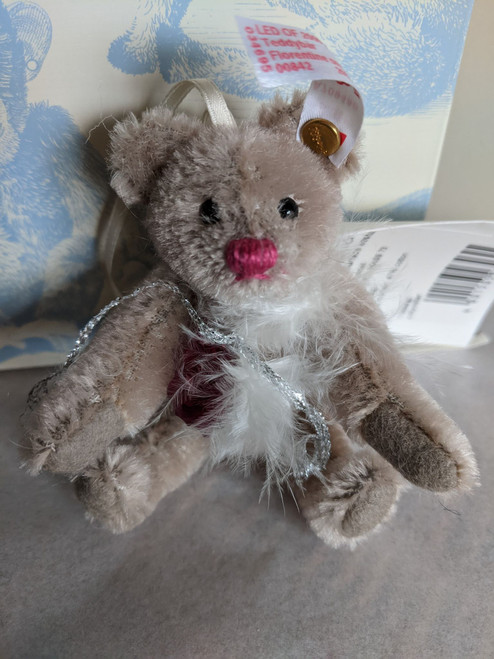 Steiff Florentine Teddy Bear Ornament - 034695