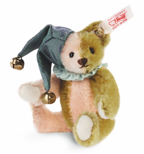 Steiff Harlequin Teddy Bear