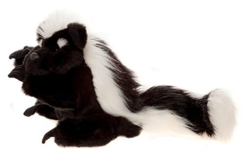 Charlie Bears Hand Puppet Pongo Skunk