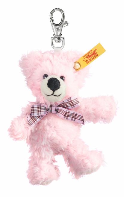 Steiff Pink Teddy Bear Keyring