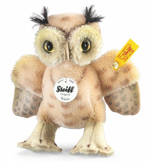 Steiff Standing Wittie Owl