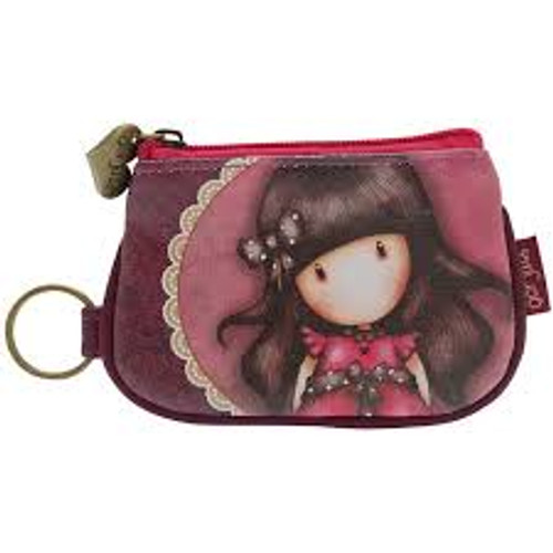Santoro Gorjuss Ladybird Zip Purse