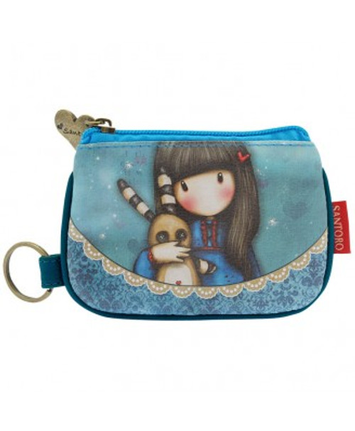 Santoro Gorjuss Hush Little Bunny Zip Purse