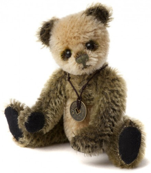 Charlie Bears Keyring Welly