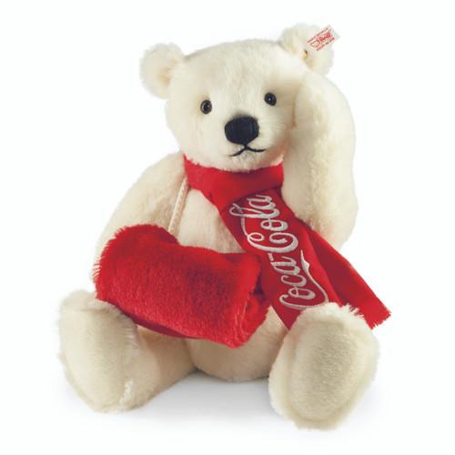 Steiff Coca Cola Bear
