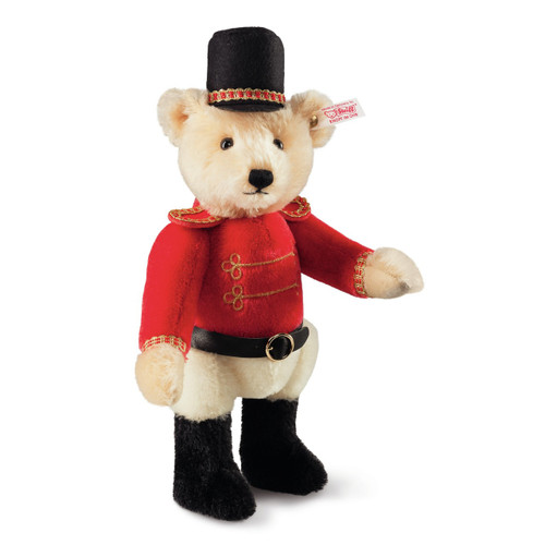 Steiff Nutcracker Musical Teddy Bear -  034480
