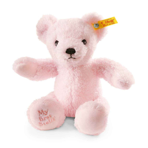 My First Steiff Teddy Bear Pink - 664717