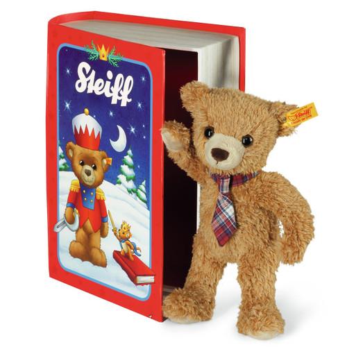 Steiff Carlo in a Fairytale Book Box