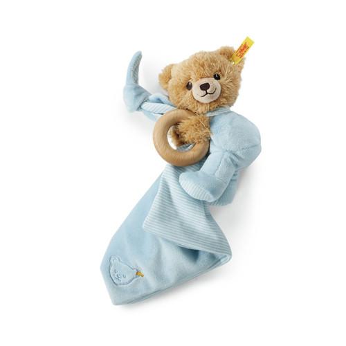 Steiff Sleep Well Bear 3-in-1 with Rattle - 240102