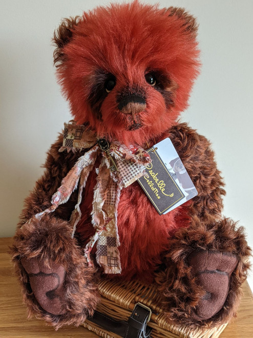 Charlie Bears Russet - SJ5344