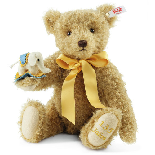 Steiff 135 Year Jubilee Teddy Bear - 034046