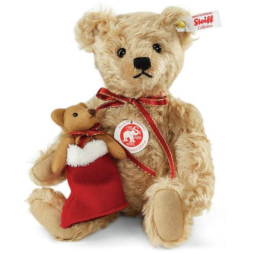 Steiff Lenard Teddy Bear - 021343