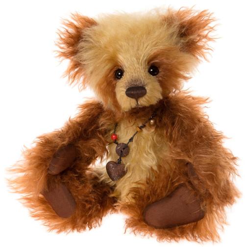 Charlie Bears Anniversary Wookey