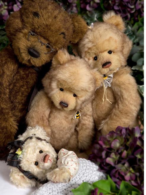 Charlie Bears Goldilocks and the Three Bears