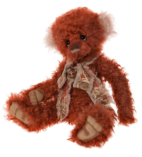 Charlie Bears Dreamkeeper