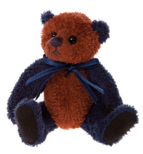 Charlie Bears Keyring Tartan