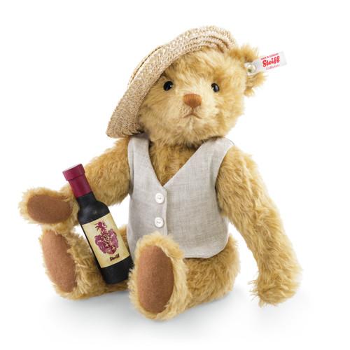 Steiff Picnic Papa Teddy Bear